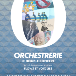 Concert 29 février Orchesterie